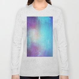 Dream - Watercolor Painting Long Sleeve T-shirt