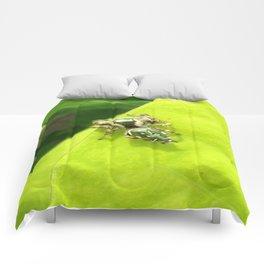 Spider Spots 2 Comforters