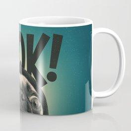 LOOK it's Lola the pug Coffee Mug