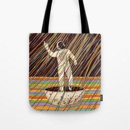 Pouring Dream Tote Bag