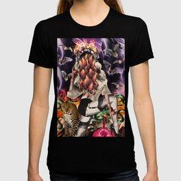 Lava Princess - Purple T-shirt