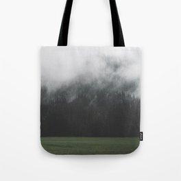 Spectral Forest - Landscape Photography Tote Bag