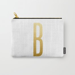 Cup series - gold - 'B' Carry-All Pouch