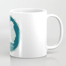 Yeti and Snowman Coffee Mug