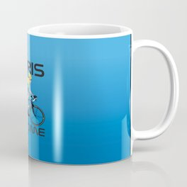 Chris Froome Yellow Jersey Coffee Mug