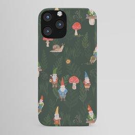 Woodland Gnomes iPhone Case