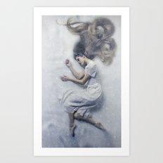 The Cold Oblivion Art Print