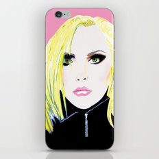 Debbie Harry  - Blondie - 1980's Punk Band iPhone & iPod Skin