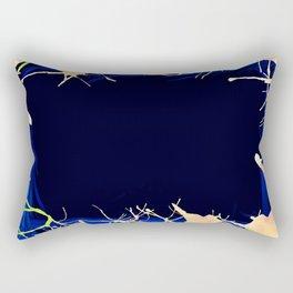 Ink Border inverse Rectangular Pillow