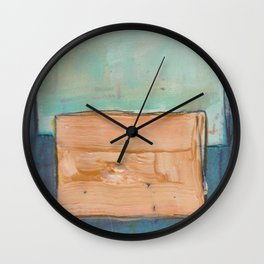 Cool Rothko Wall Clock