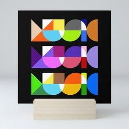 Music, Music, Music Mini Art Print