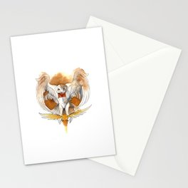 Potter Hedwig Owl Stationery Cards