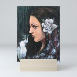 Song of Nature Mini Art Print
