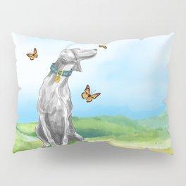 KIKI AND BUTTERFLIES Pillow Sham