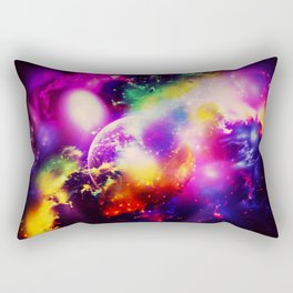 Space fun v Rectangular Pillow