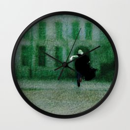 The Monster Series (2/8) Wall Clock
