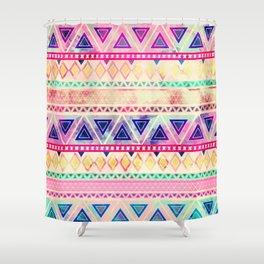 Aztec Sunset Shower Curtain