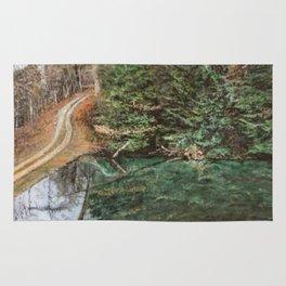 Appalachia Pond Rug