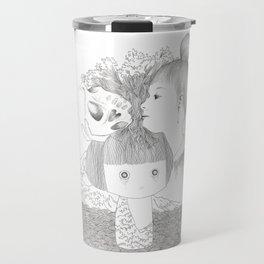 Kokeshi Travel Mug