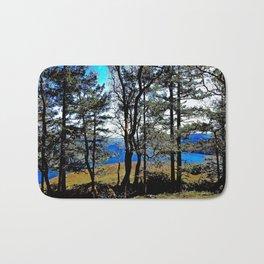 Trees, Daylight Stoney Hill Bath Mat