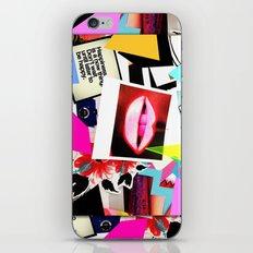 Mood Board iPhone Skin