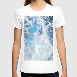 Blue Ocean Glow T-shirt