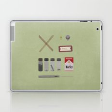 X Files v2 Laptop & iPad Skin