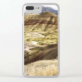Spanning Time Clear iPhone Case