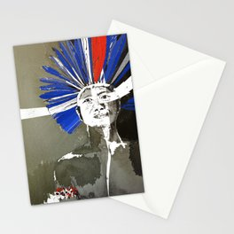 Save the Guarani Tribe Stationery Cards