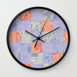 Strates16 Wall Clock