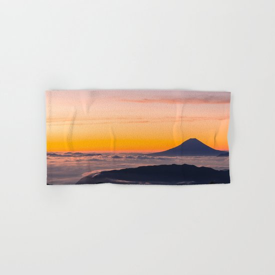 Mountain in the Clouds Hand & Bath Towel