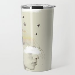 New York City Drifting Travel Mug