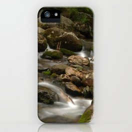 Glendalough Creek iPhone Case