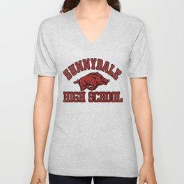 Sunnydale High Razorbacks Unisex V-Neck