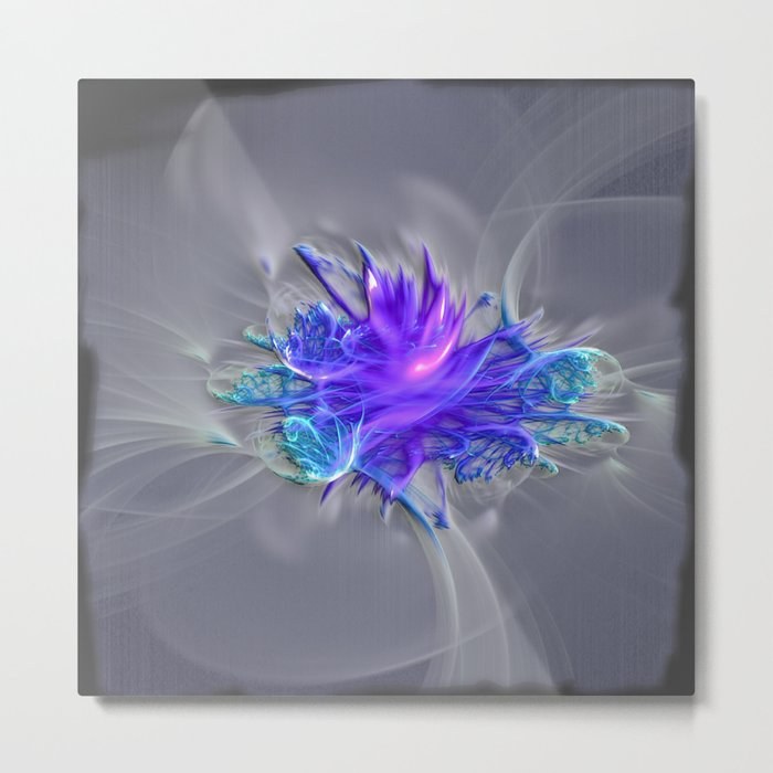 Magic Blossom Metal Print