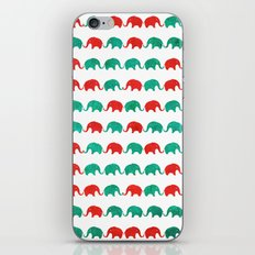 Elephants  iPhone & iPod Skin
