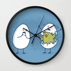 EGGsplosion! Wall Clock