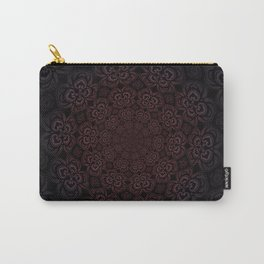 Pure Evil Pansies - Fall 2018 Carry-All Pouch