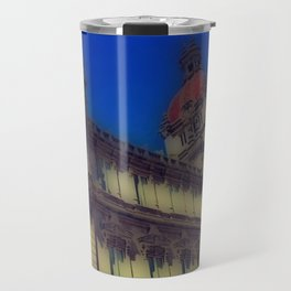 Spanish Architecture Travel Mug