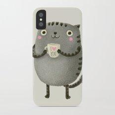 I♥you Slim Case iPhone X
