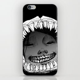 Shark Snark iPhone Skin
