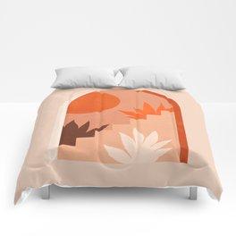 Abstraction_SUN_Bohemian_ARCHITECTURE_001AA Comforters