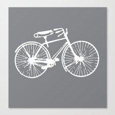 Reverse Bike Canvas Print