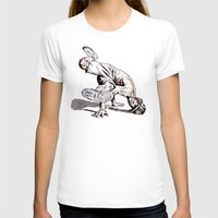 hiphop T-shirts featuring B BOY - vanguard style by ARTito