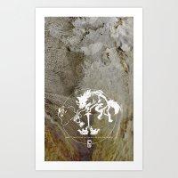 Hollow Crown [Clouds] Art Print
