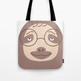 Sluggish Sloth Tote Bag