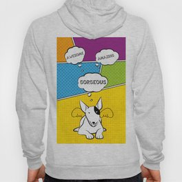 Awesome Bull Terrier Hoody