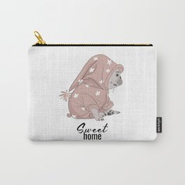 Pug in pj Carry-All Pouch