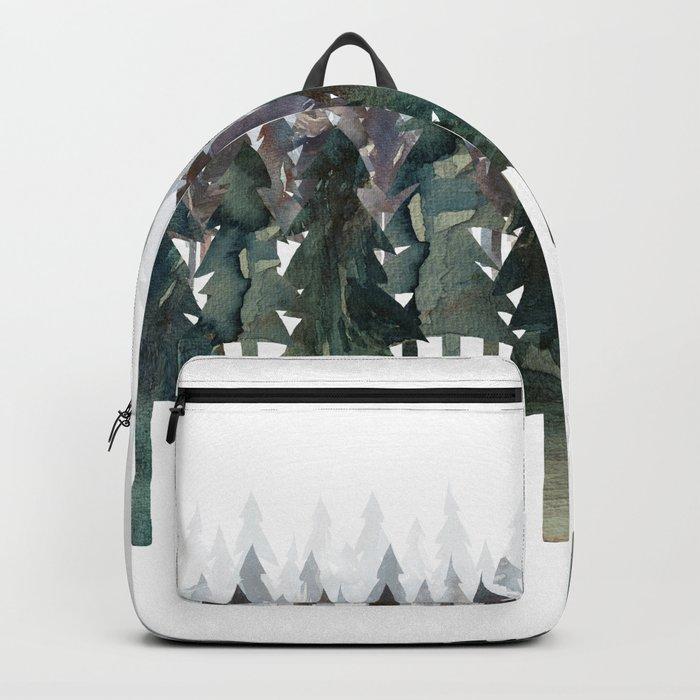 Siberian Forest Backpack