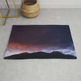Great Sand Dunes Sunset Rug